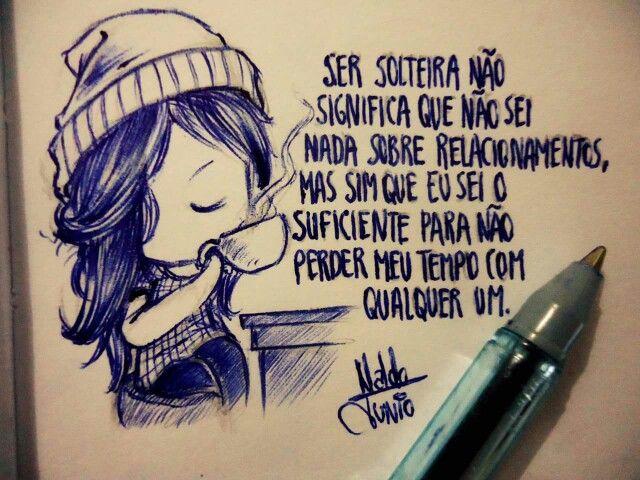 #solteira