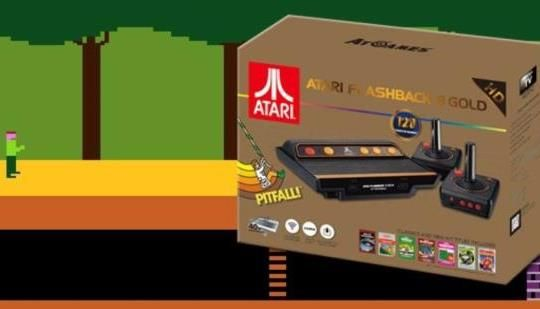 The Atari Flashback 8 HD gold console is out now in retail across the Nordic countries: Atari is presenting a new version of everyones…