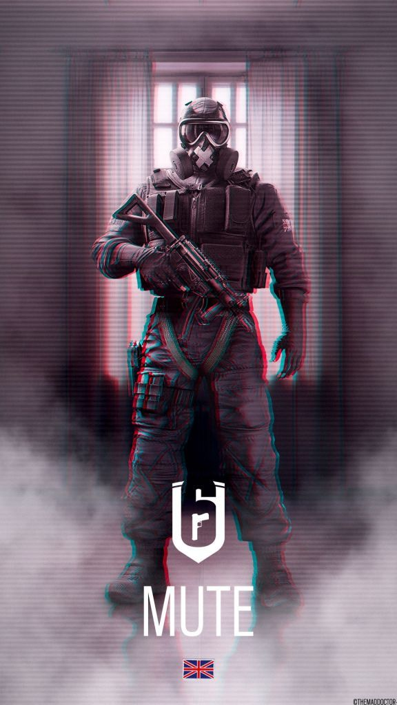 Rainbow Six Siege Mobile Download Ios Luxury Mute Mobile Wallpaper Rainbow Six Of Rainbow Six S In 2020 With Images Rainbow Six Siege Art Rainbow Wallpaper Rainbow Six Siege Anime