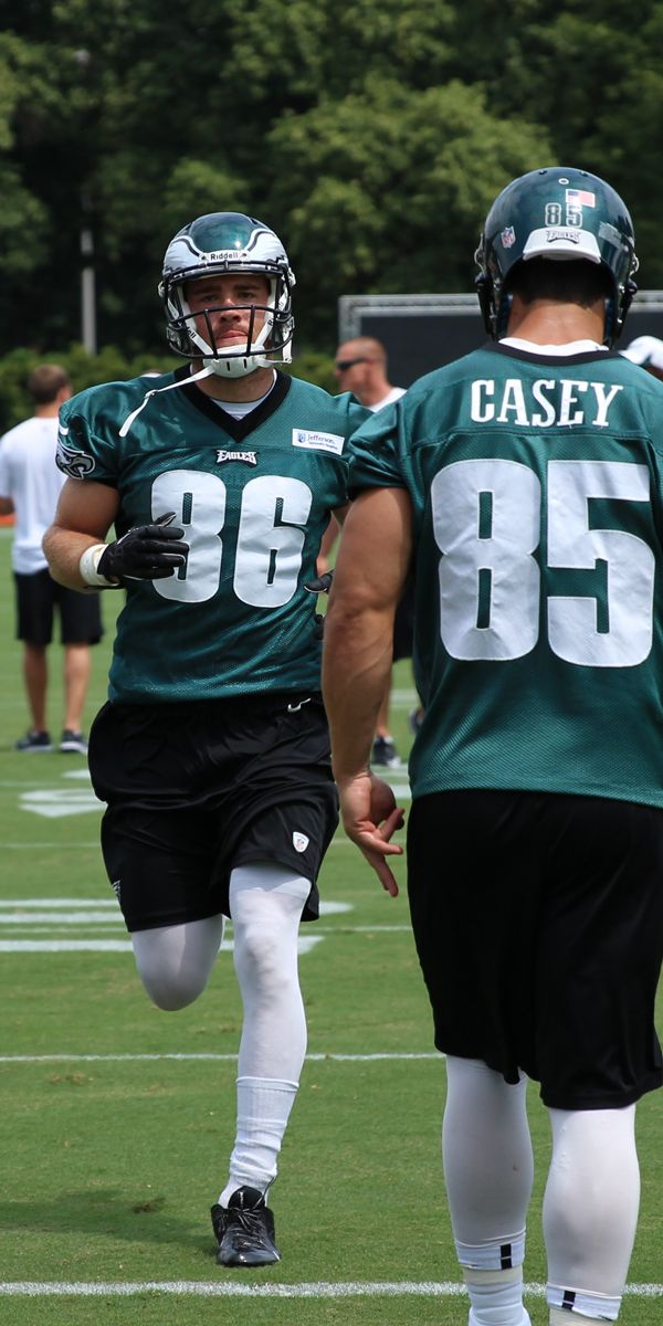 #Eagles All Access will bring you the latest news and notes all through #EaglesCamp13.