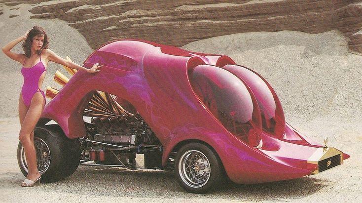 Georges Barris bubble car ?