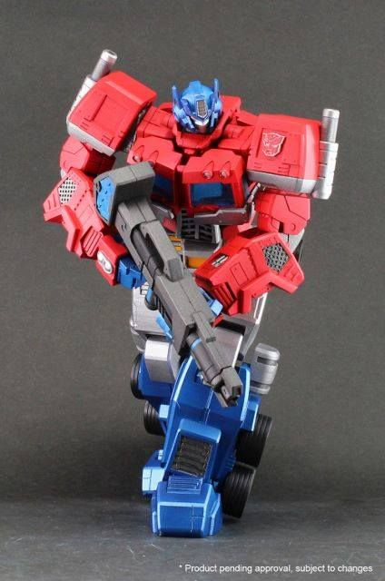 [OFFICIAL PREVIEW] ORITOY's Transformers Hero Of Steel 01 OPTIMUS PRIME: No.23 Images, Info Release http://www.gunjap.net/site/?p=277638