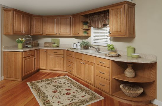 Elegant Kountry Wood Products Cabinets