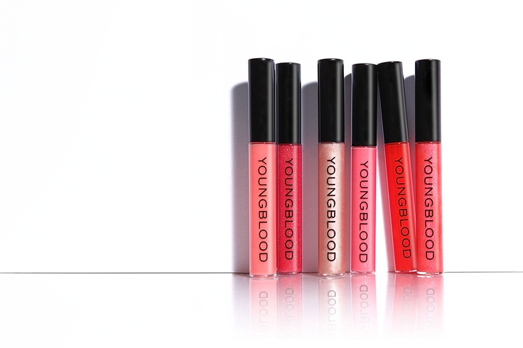 Youngblood Lipgloss adds long-wearing color and shine to lips, while keeping them soft and supple.