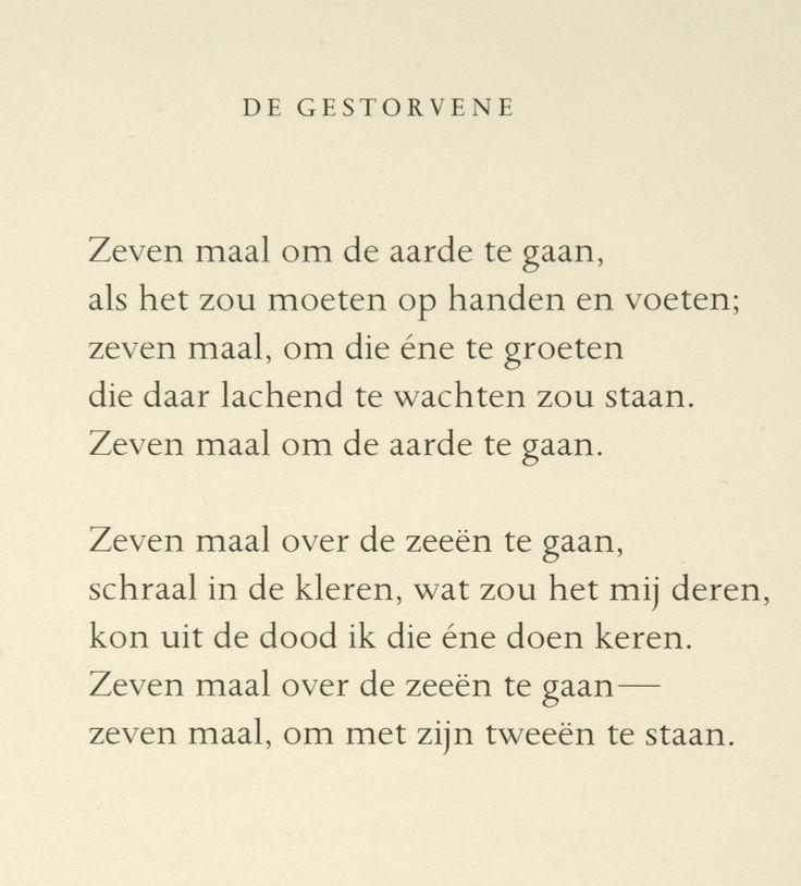 Ida Gerhardt .Verzamelde gedichten | Koninklijke Bibliotheek