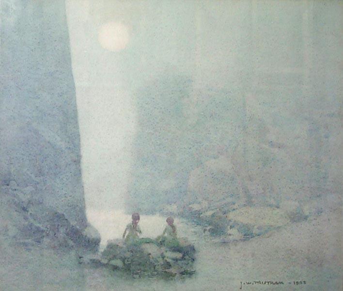 48715958.jpg (708×600)Tristram, John William. 1872-1938 Australia