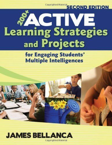 200+ Active Learning Strategies and Projects for Engaging ...