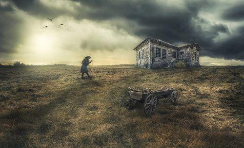 Nuno Araujo © the long road of refle... by Nuno Araujo