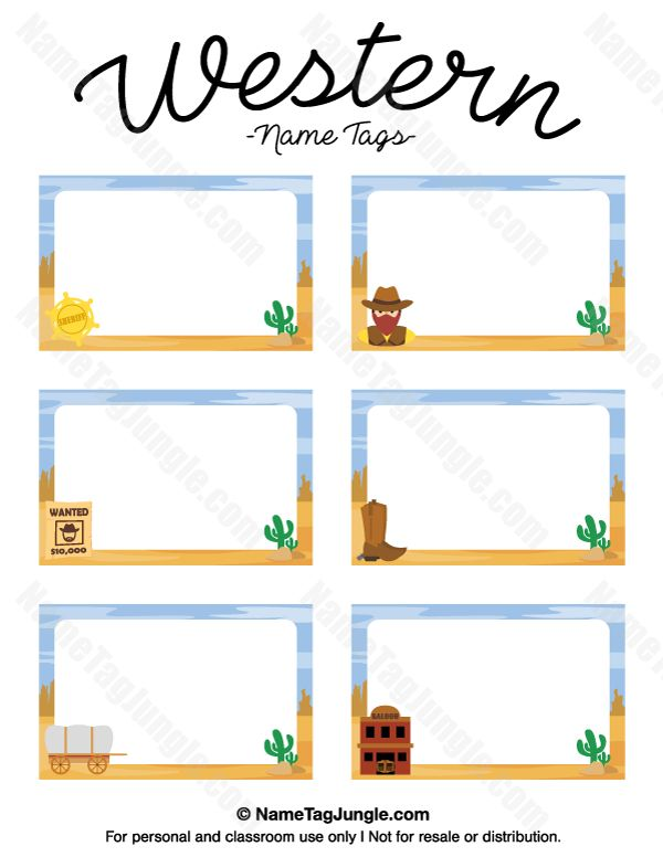 It is a graphic of Modest Free Printable Western Templates