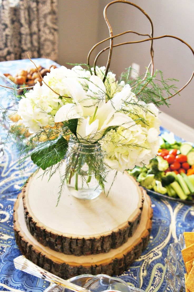 tips for a simple bridal shower