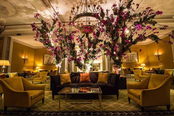 As icónicas flores do Ritz Four Seasons Hotel Lisboa | Já Fez as Malas?