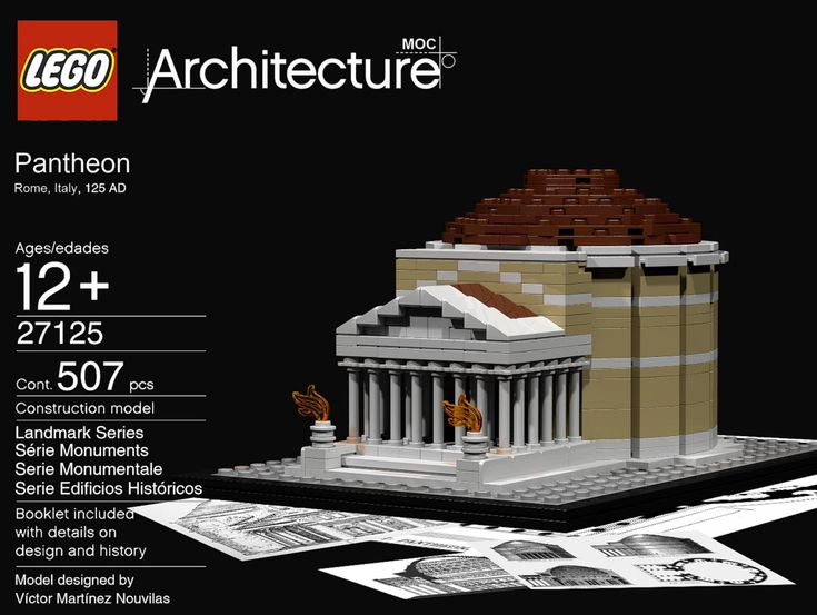 52 best images about lego architecture neoclassical on