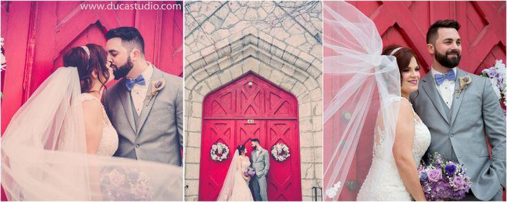 RED DOOR CHURCH WEDDING CEREMONY PHOTOGRAPHY
