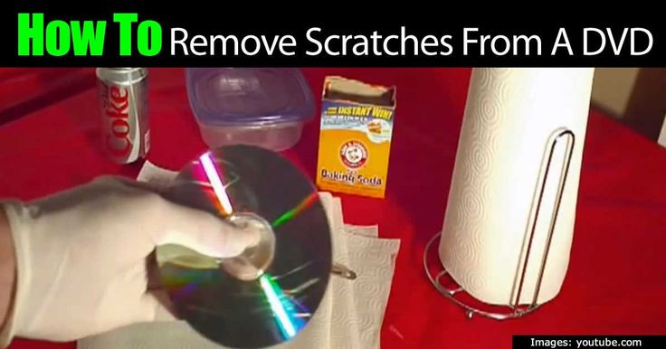 If you are anything like me, you have quite a few DVDs or other discs around the house that are scratched an no longer work properly, especially if you have kids. You can fix up those scratched DVDs and CDs fast and easy! Before you start screaming that people don't use DVD's or CD's anymore...