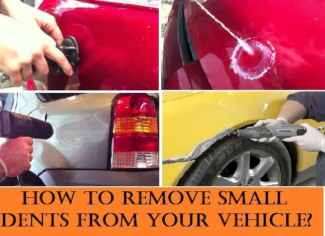 How to Remove Small Dents from your #Vehicle? | Fixing dents and dings can be easier than you might think. You can use hairdresser, dry ice, boiled water, vacuum cleaner or a plunger to do so. As a leading supplier of #SpareParts For #Tata #Telcoline, we suggest you read the blog and decide yourself.  https://goo.gl/NtNy4e  #TataTelcolineParts #TataParts #TataSpareParts