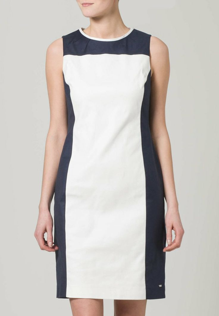 Tommy Hilfiger - UMA - Summer dress - white