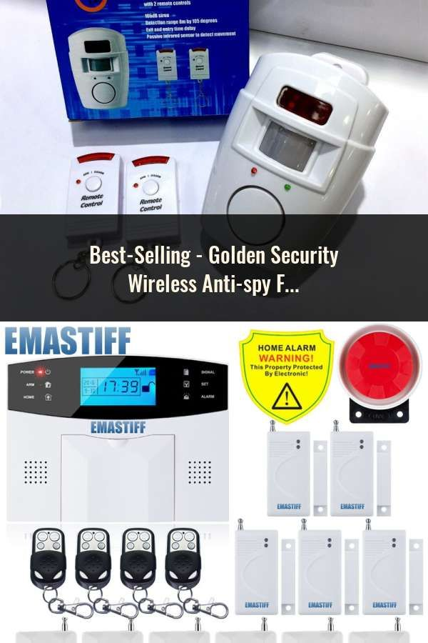 Golden Security Wireless Anti Spy Full Frequency Detector Laser Detector Compass For Personal Privacy Security Gsm Camera Finder Avec Images