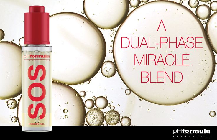 INTRODUCING OUR NEW SOS OIL! This dual-phase SOS rescue oil is a unique combination of oil blends and natural sourced actives, infusing the skin with a healthy glow and youthfulness. #SOS #skincare #pHabulous http://phformula.com/products/sos-oil/