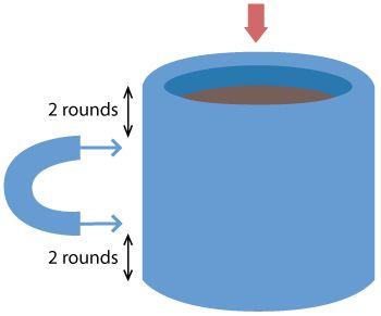Crocheted cup schematics 02