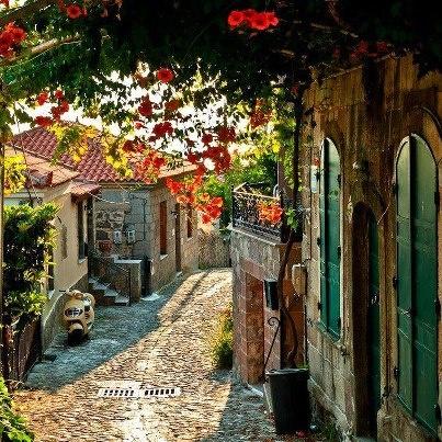 GREECE CHANNEL | Molyvos, Mytilene Lesvos