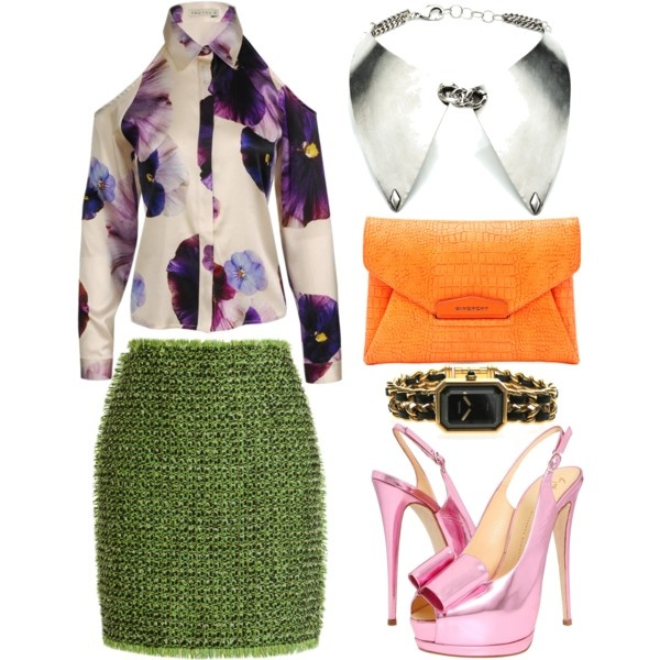 spring/summer 2012 part2, created by monikatatalovic on Polyvore