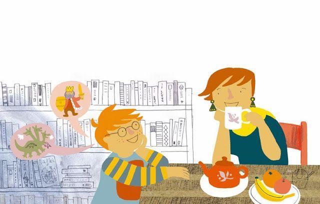 polska ilustracja dla dzieci: Nowość - Bigos z Mamutka