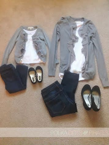 mommy and me outfits!..just one..ok maaaybe two