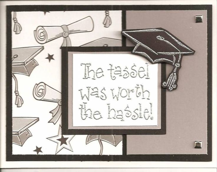 Graduation Card idea for 2013