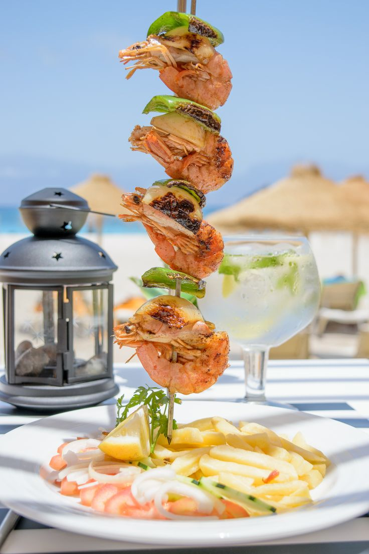 Sea food # Kalimba Beach Club