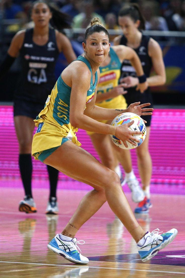 Kim Ravaillion (Australia) 2015 Netball World Cup