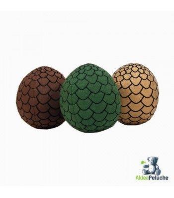 Peluche Huevos de Dragón Juego de Tronos – Aldea Peluche