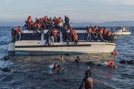 Europa no está muy convencida de la llegada de los refugiados, y cada vez van a ser menos quién entre porque va a estar muy difícil.