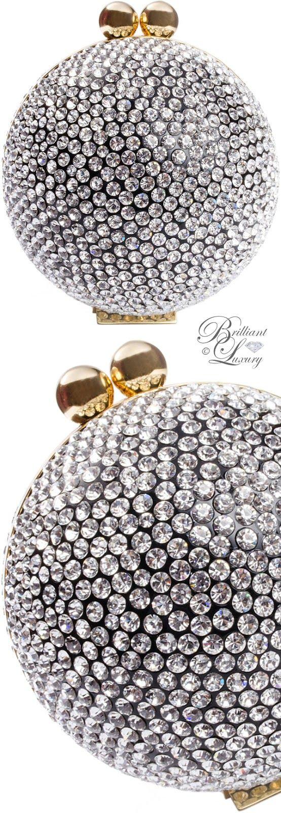 Brilliant Luxury ♦ Marzook crystal orb bag
