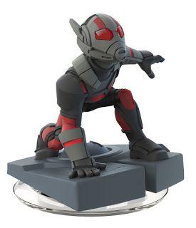 Homem-Formiga, Visão e Pantera Negra chegam no Disney Infinity ~ Universo Marvel 616