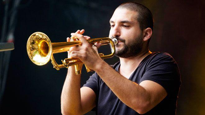 """Il annule un concert pour """"raison médicale"""". Le trompettiste franco-libanais Ibrahim Maalouf, visé par une enquête pour atteinte sexuelle sur mineure, a ..."""