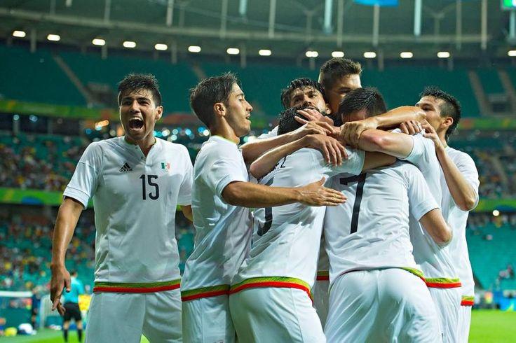 Inicio prometedor del fútbol mexicano en Río 2016