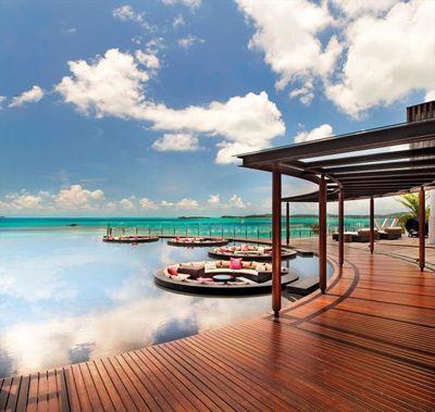 W Retreat and Residences on Maenam Beach, Koh Samui