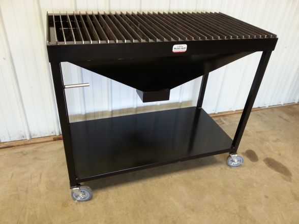 dans custom welding tables gibbon mn high quality welding tables plasma cutting - Barbecue Fait Maison En Fer