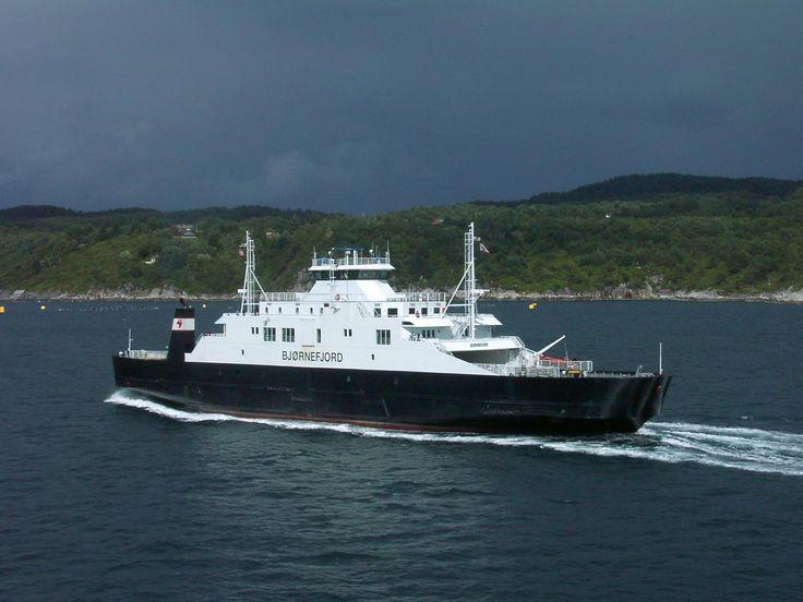 Norwegian ship sales A/S    DF560 'BJØRNEFJORD'   #ships #Norwegian #BJØRNEFJORD