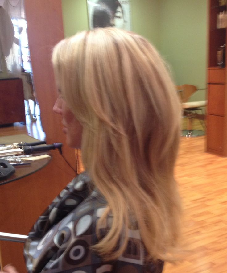 Blonde On Blonde Level 9 Base With Aveda Enlighter