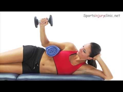 Top 10 Rotator Cuff Exercises - YouTube