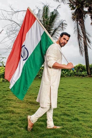 True Hero, India