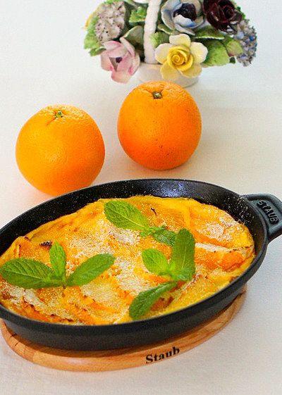 フランスパンを上手に活用!簡単にできるアレンジレシピ8選 CAFY [カフィ] じゅわっとフランスパンプディング
