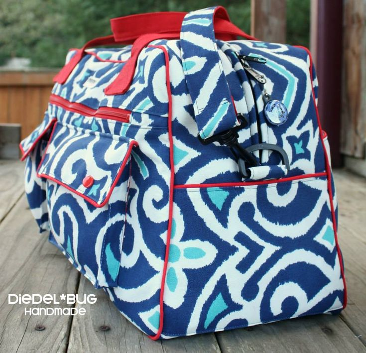 25 best ideas about diaper bag patterns on pinterest bag sewing patterns beach style sewing. Black Bedroom Furniture Sets. Home Design Ideas