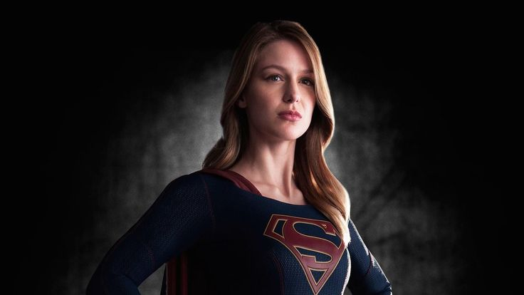These are the first photos of CBS' Supergirl