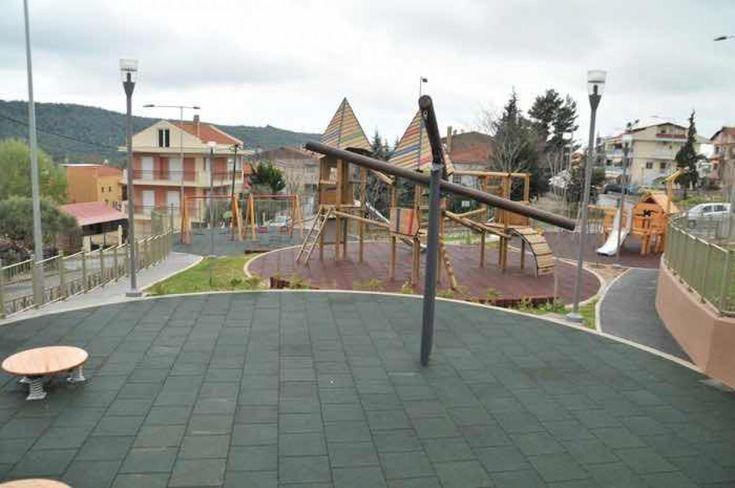 Παιδική χαρά-κόσμημα στη Θεσ/νίκη διεκδικεί διεθνές αρχιτεκτονικό βραβείο!