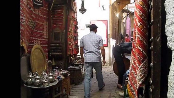 Medina Fes Lo Mejor Piel,Seda Y Cosas Para Boda Marruecos