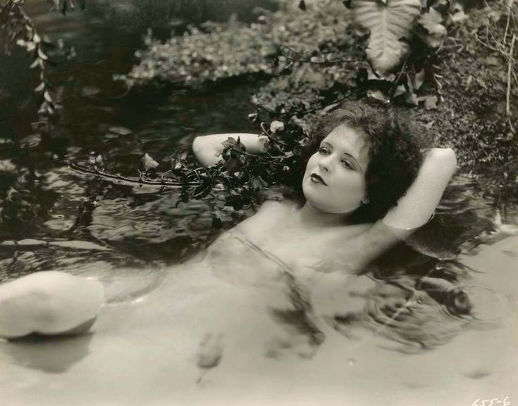 "Clara Bow in ""Hula,"" 1927."