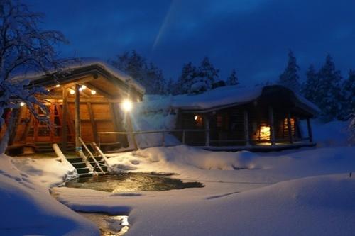 Smoke sauna, Kiilopää nr.Saariselkä