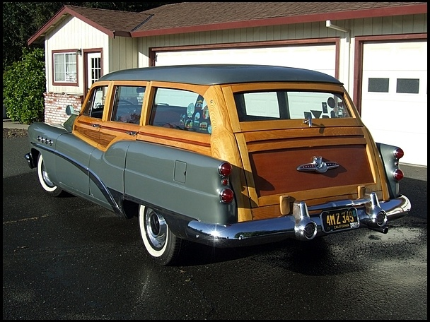 ◆1953 Buick Roadmaster Station Wagon◆..Re-pin Brought to you by agents at #HouseofInsurance in #EugeneOregon for #LowCostInsurance.